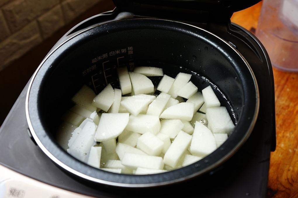 IH智慧鍋,IH智能鍋,IH智能電子鍋,排骨湯,排骨酥,排骨酥蘿蔔湯,蘿蔔排骨湯,蘿蔔排骨酥,蘿蔔排骨酥湯,蘿蔔湯,電子鍋