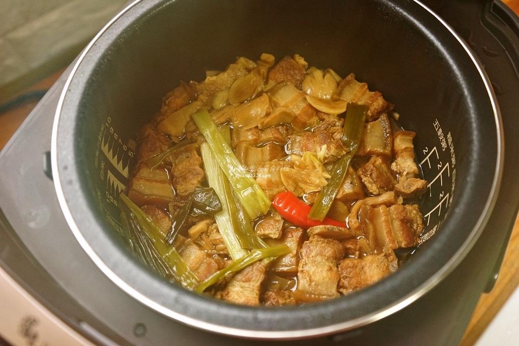 IH智慧鍋,IH智慧電子鍋燒肉,IH智能電子鍋,IH智能電子鍋燒肉,控肉,滷肉,筍絲控肉,筍絲滷肉,電子鍋控肉,電子鍋滷肉