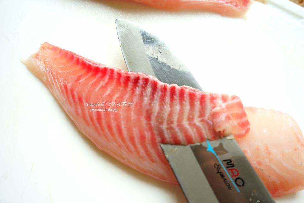 台灣鯛,櫛瓜,茄汁料理,茄汁鮮魚,魚去腥,鯛魚
