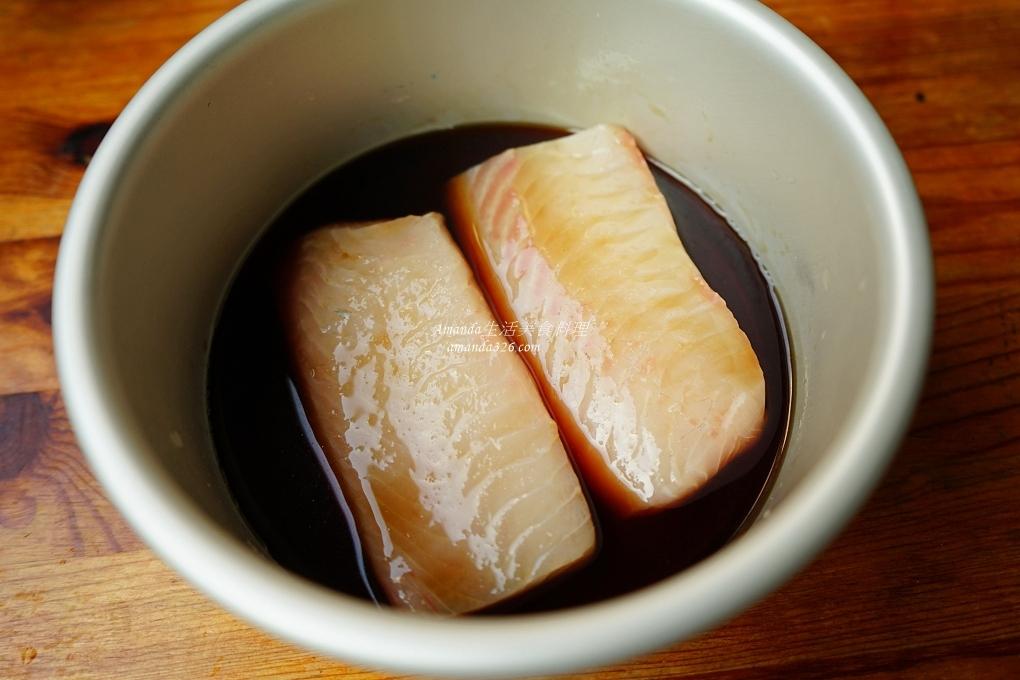 便當,便當菜,動手做便當,十分鐘上菜,十分鐘料理,氣炸鯛魚片,照燒,照燒魚,照燒魚排,照燒鯛魚,餐盒,魚排便當,鯛魚 氣炸鍋