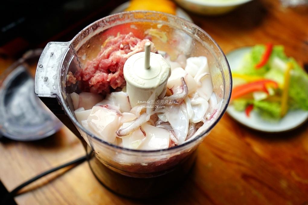 便當菜,氣炸料理,氣炸鍋 高麗菜,氣炸鍋高麗菜,氣炸食譜,菜捲,蔬菜捲,豬肉,透抽,關東煮,高麗菜捲