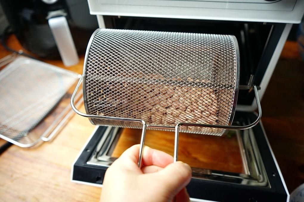 快速氣炸花生,氣炸烤箱,氣炸花生,氣炸轉烤,氣炸鍋 花生,氣炸鍋炒花生,氣炸鍋烤花生,氣炸鍋花生,烤花生