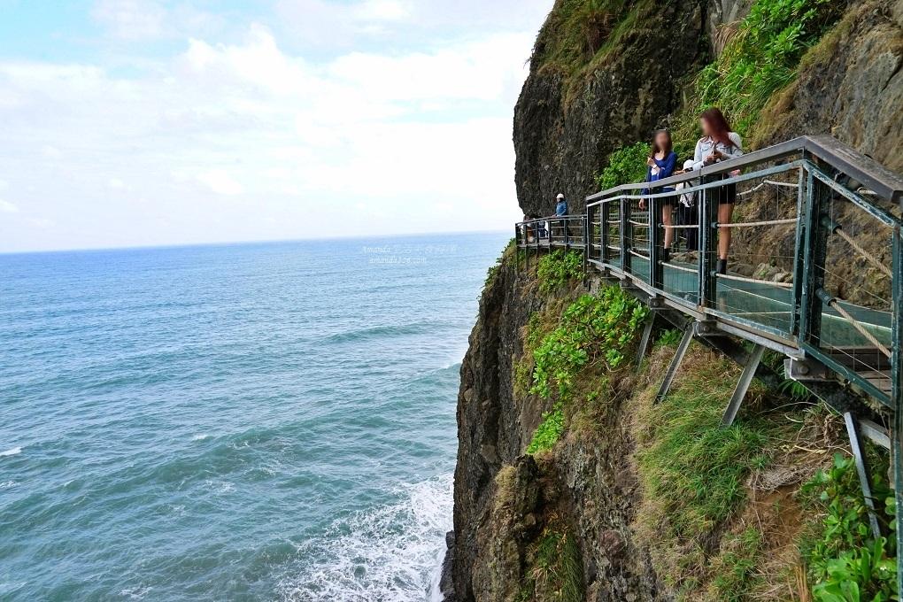 花蓮豐濱天空步道、親不知子海上古道-台11線海岸線景點