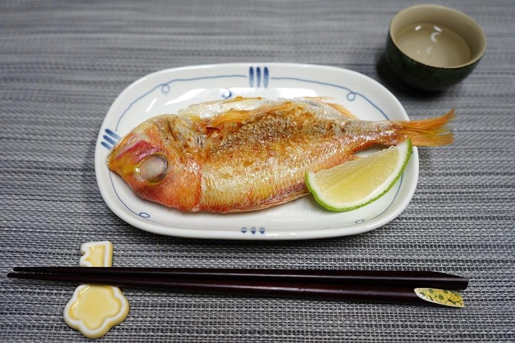 不沾鍋煎魚技巧 煎赤鯮魚
