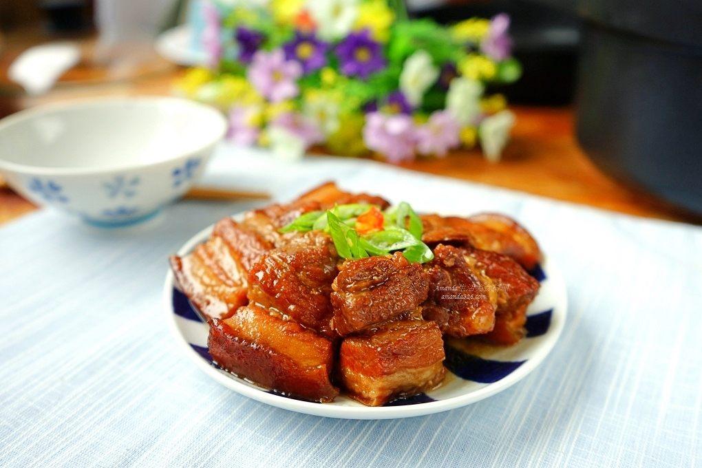 低壓鍋,全炭鍋,滷肉,無水料理,無水燒肉,紅燒肉 @Amanda生活美食料理