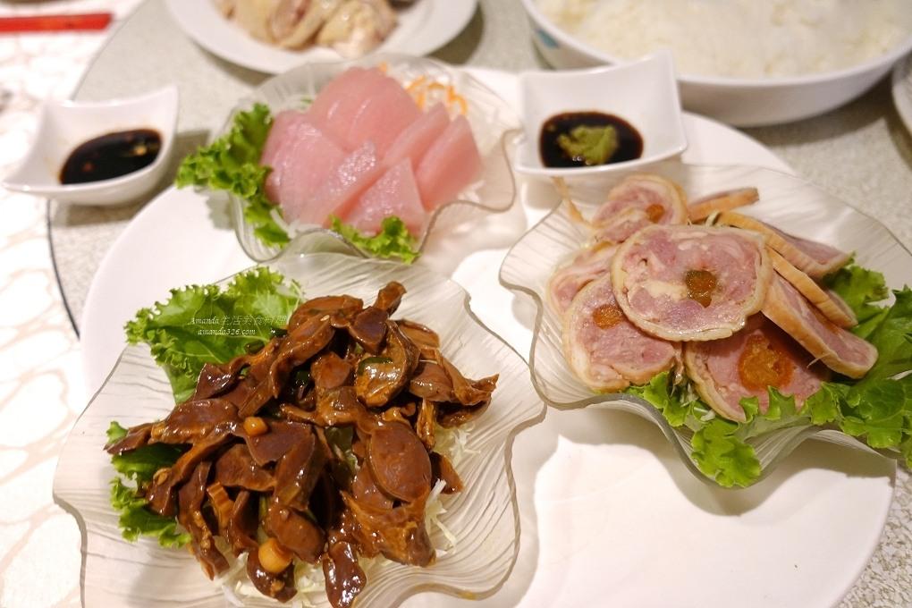 中山土雞城,冬山美食,土雞城,宜蘭美食,炸冰淇淋,竹筒蝦,西魯肉,金棗雞肉捲,鐵板山豬肉