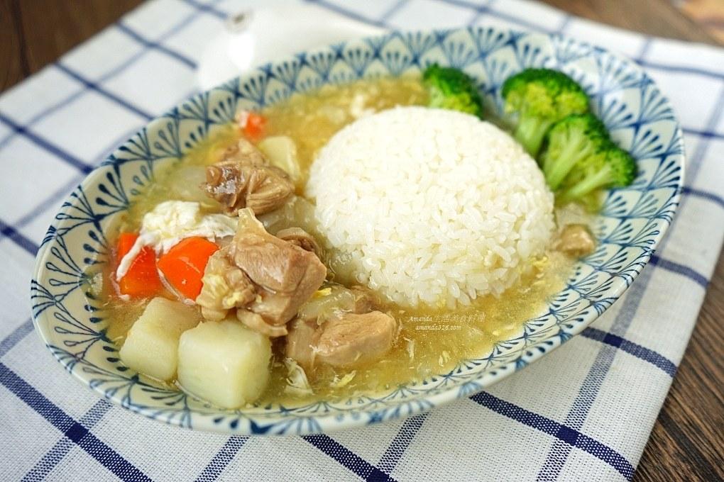 山藥雞湯燴飯