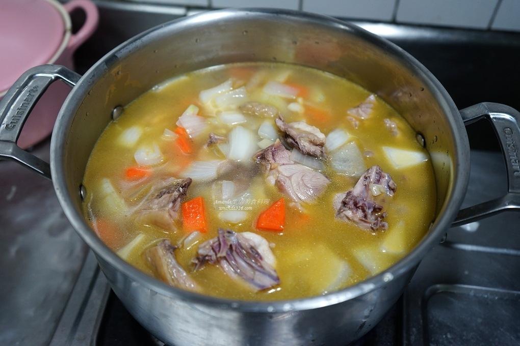 山藥燴飯,山藥雞湯,山藥雞羹湯,燴飯,雞湯,雞湯燴飯,雞湯飯,雞肉飯