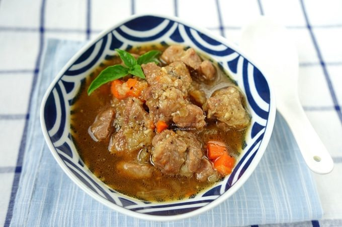 今日熱門文章:洋蔥燉肉 黑胡椒風味