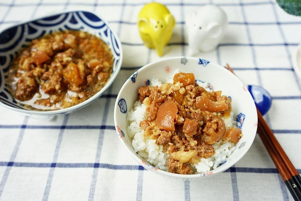 鳳梨豆醬肉燥
