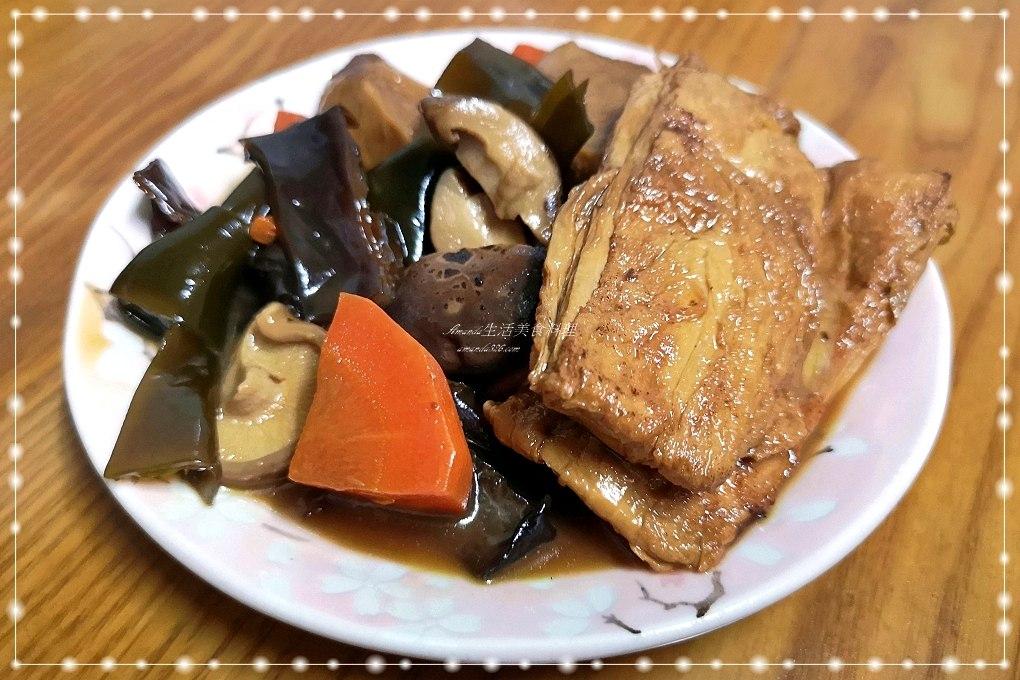 滷味,滷海帶,滷豆包,滷豆皮,滷香菇,滷麵腸,生豆包,生豆皮,素滷味,素食,素食滷味,豆包料理,豆皮料理 @Amanda生活美食料理